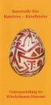 Broschüre Ostereier