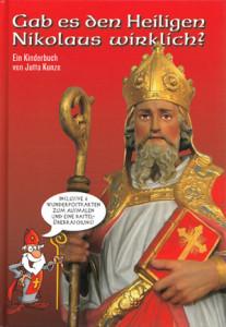 Kinderbuch Nikolaus (klein)